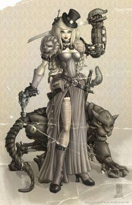 Lady Ravendale